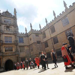 Oxford universitet.