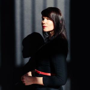 Författaren Hannele Mikaela Taivassalo