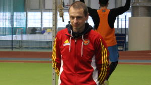 Björn Andersson, Saga Anderssons tränare