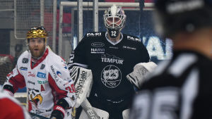 Rasmus Tirronen i TPS.
