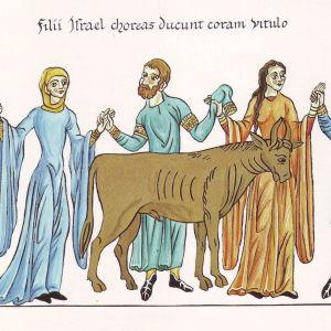 Dansen kring den gyllen kalven