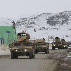 Talibanerna erbjuder ett veckolångt eldupphör om USA inleder fredssamtal och drar bort styrkor från Afghanistan. Kritikerna säger att det inte spelar någon roll under vintern då striderna ändå mattas av.