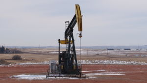 Oljeborrning i North Dakota