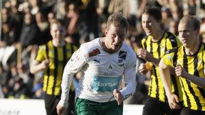 Simon Silverholt spelar för IFK Mariehamn.