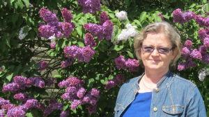 Birgitta Grahn från Vänsterförbundet