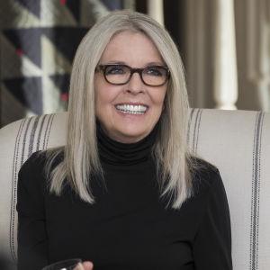 Diane Keaton ler lika brett i Book Club som hon gjorde i Annie Hall 1977.