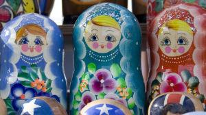 Dockor från ryssland