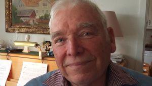 Knut Grüssner, sånghäftet Mina noterade visor från Åland