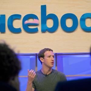Facebooks Mark Zuckerberg
