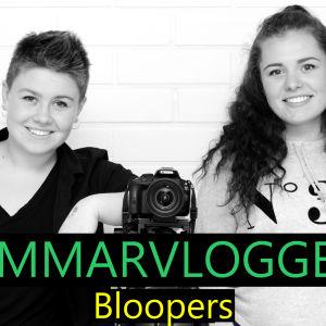 Sommarvloggen, Bicca och Lotta, bloopers