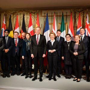 Säkerhetskonferens i Tyskland, München.