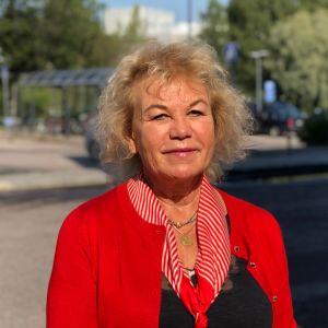 Ingrid Tollgerdt-Andersson forskar i ledarskap.