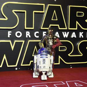 Star Wars premiären