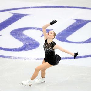 Viveca Lindfors lyckades i Minsk