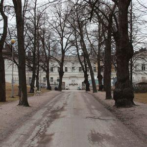 Lappvikens sjukhus.