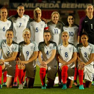 Englands landslag i fotboll