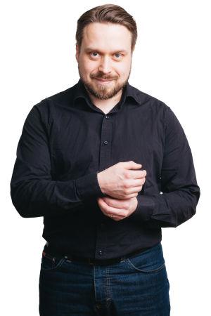 Tommi Hyytinen, käyrätorvi
