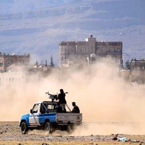 Krigare i Sanaa, Jemen