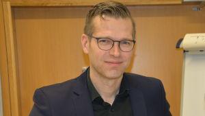 Niklas Sandler.