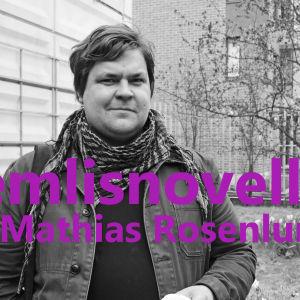 Mathias Rosenlund har skrivit en hemlisnovell