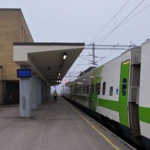 Åbo centralstation.