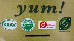 Certifiering hjälper konsumenter att hitta inhemska produkter.