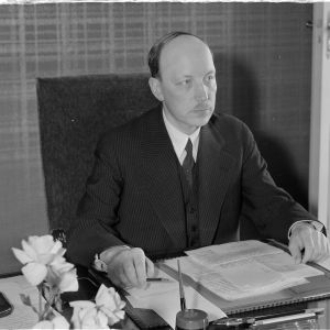 Presidentti Ryti Helsinki 5.7.1941