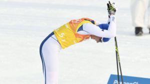 Matti Heikkinen, OS 2018.