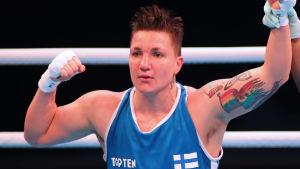 Boxaren Elina Gustafsson