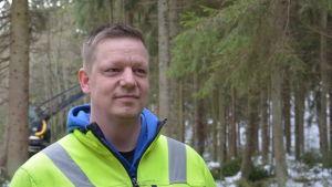 Andreas Sjölander.