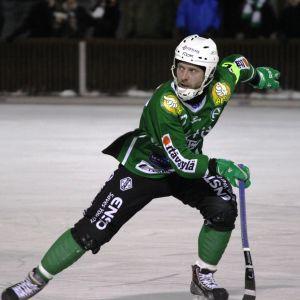 Sami Laakkonen, Akilles-Kampparit 2.3.2015.