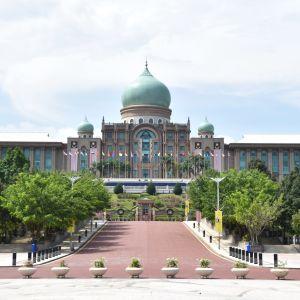 Premiärministerns kontor i Putrajaya.