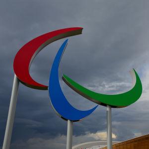 Den paralympiska symbolen