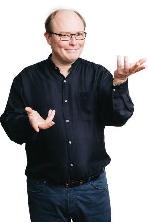RSO:n konserttimestari Petri Aarnio 2017