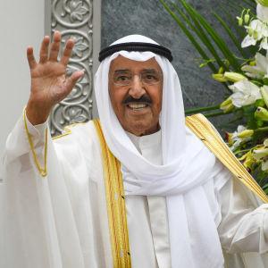 Sabah al-Ahmad al-Jabir al-Sabah.
