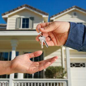 Nycklar till bostad