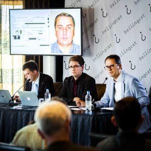 Bellingcat presenterar rapport om nedskjutning av MH17-planet