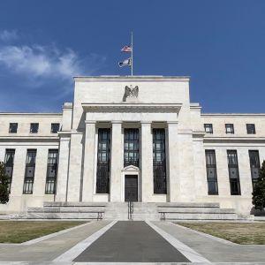 Amerikanska centralbanken (Fed) i Washington DC