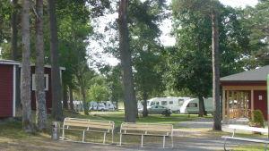 Bockholmens Camping i Kristinestad