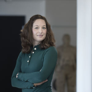Anna Hellerstedt.