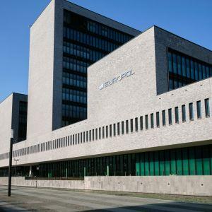 Europeiska polismyndigheten Europols byggnad