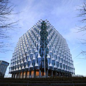 USA:s nya ambassad i London har kostat över 800 miljoner euro