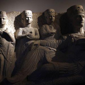 Nationalmuseet i Damaskus
