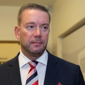 Stefan Wallin kansanedustaja eduskunta