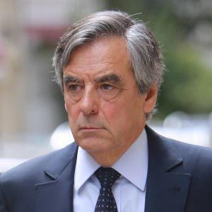 Frankrikes tidigare premiärminister François Fillon den 26 juni 2020.
