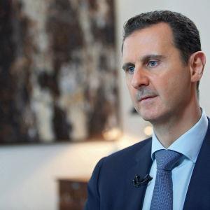 Bashar al-Assad 1 oktober 2015.