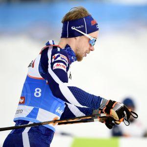Skidåkaren Joni Mäki.