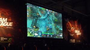 Dota 2 lava DreamHack Winter 2014 -tapahtumassa