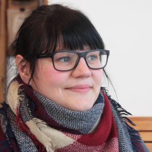 Bloggaren Christine Birkel.