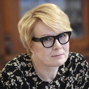 Bild på Päivi Anttikoski.